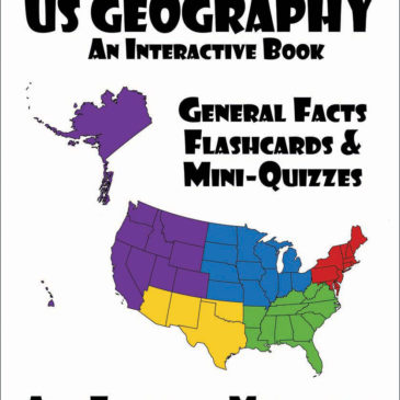 United States Geography: An Interactive Book Promotion