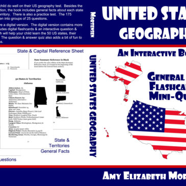 New Cover for United States Geography Book