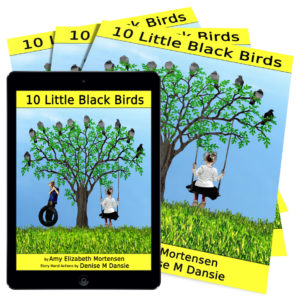 10 Little Black Birds