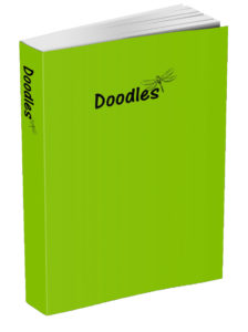 Doodles Journal - Lime Green
