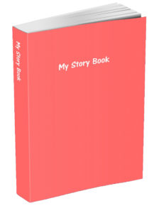 My Story Book - Coral