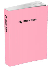 My Story Book - Pale Pink