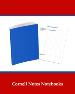 Cornell Notes - Downloadable PDF