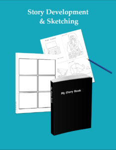 Creating a Picture Book - Downloadable PDF