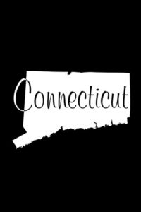 Connecticut Notebook Cover