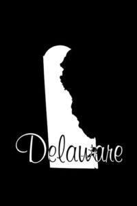 Delaware Notebook Cover