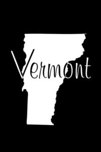 Vermont Notebook Cover