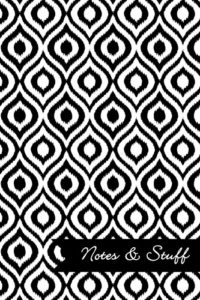 iKat Black Notebook Cover