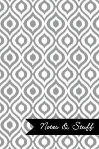 iKat French Grey Notebook Cover