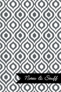 iKat Slate Grey Notebook Cover