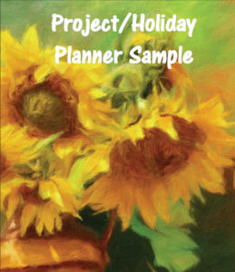 Project-Holiday Sample - Downloadable PDF