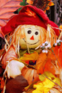 Notebook Covers - Friendly Scarecrow