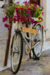 Bicycle Notebook Covers - Italian Ristorante