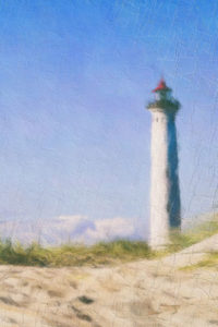 Lighthouse Notebook Covers - Lighthouse by the Sea