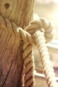 Notebook Covers - Boat Knot