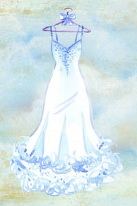 Notebook Covers - Cinderella's Dress