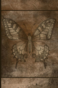 Notebook Covers - Pressed Butterfly